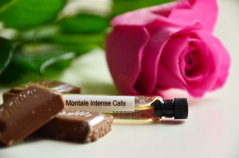 montale intense café / przytulne perfumy nazimę