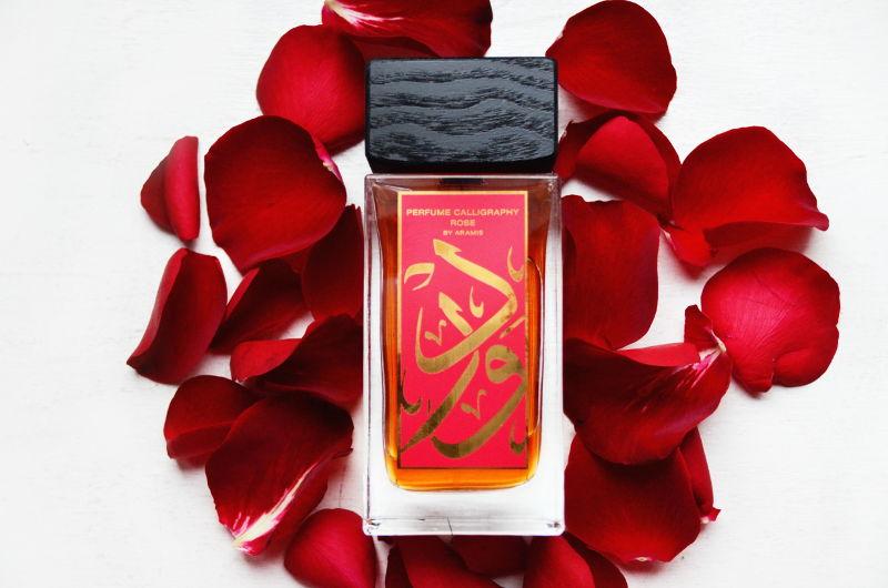 Aramis Perfume Calligraphy Rose recenzja