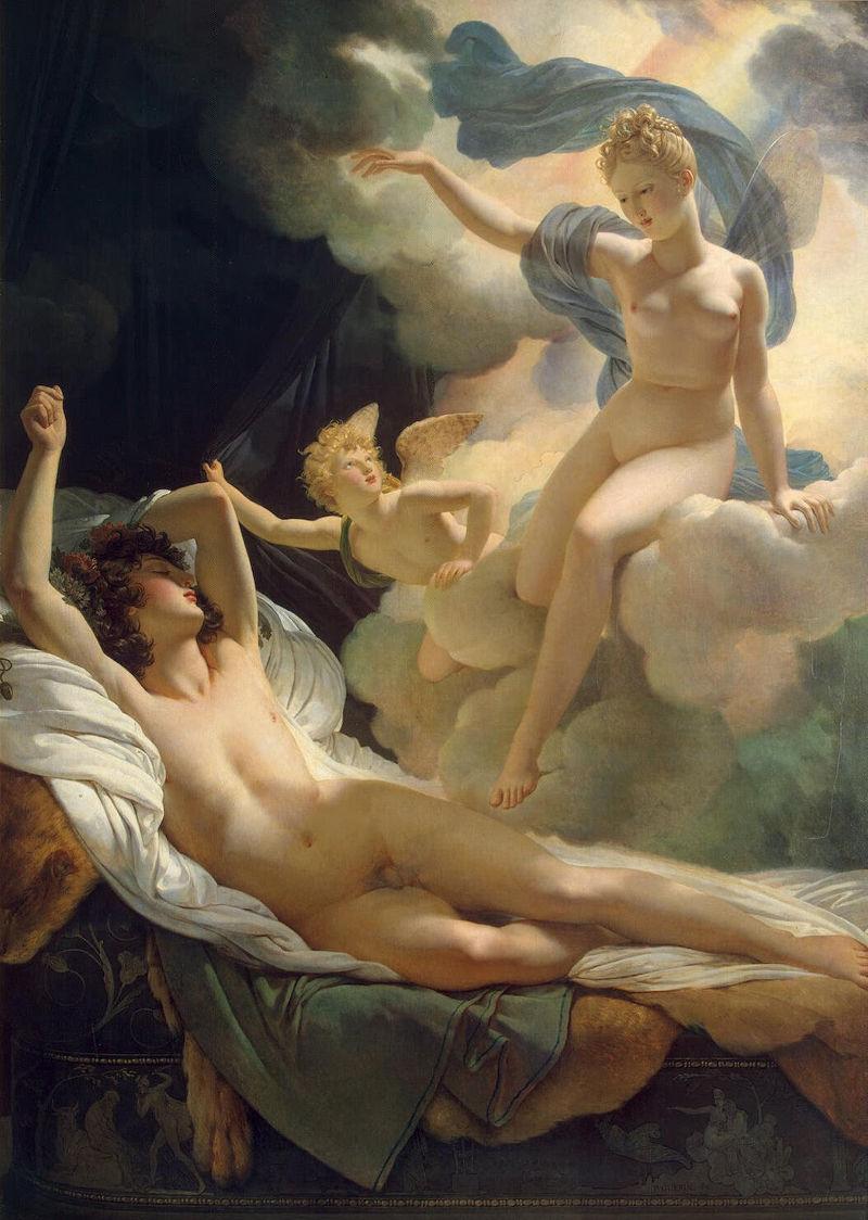 Guerin_Morpheus and Iris 1811