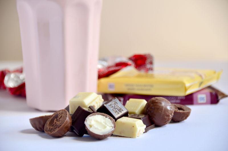 Perfumy ozapachu czekolady