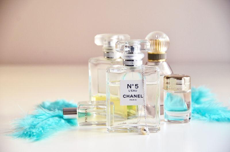 Perfumy ozapachu czystości