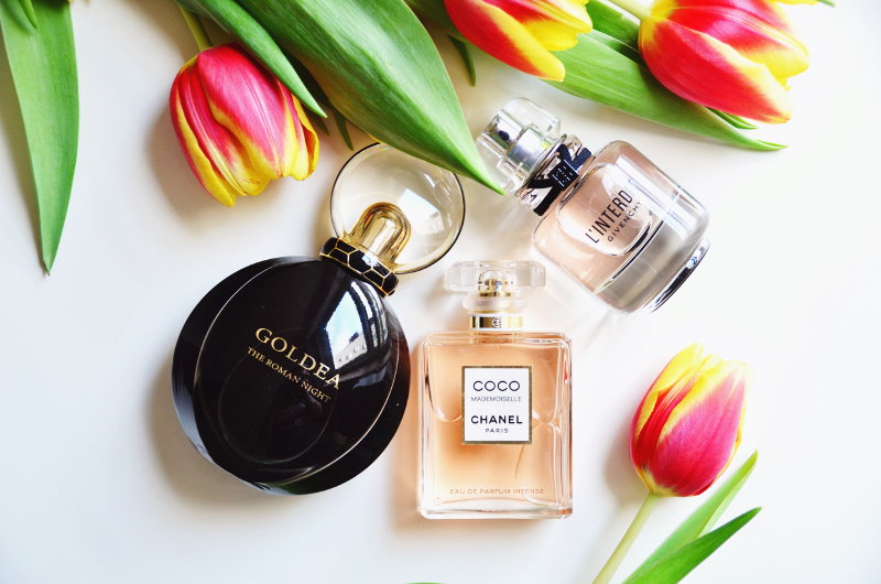 perfumy naDzień Kobiet —perfumy dla kobiety naprezent