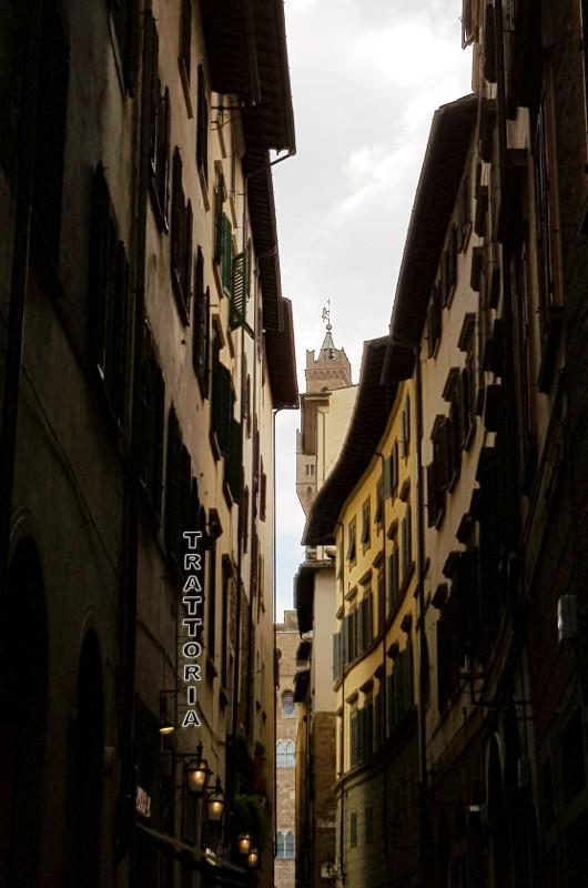 Florencja zaułek