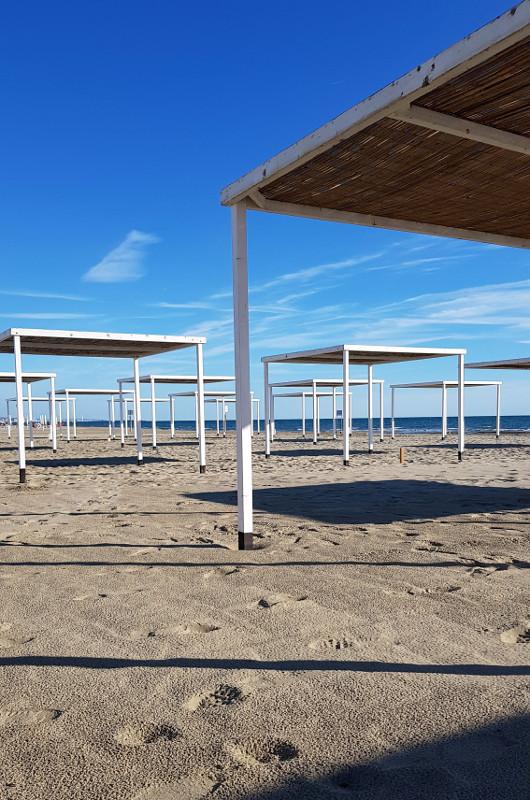 Lido di Camaiore plaża