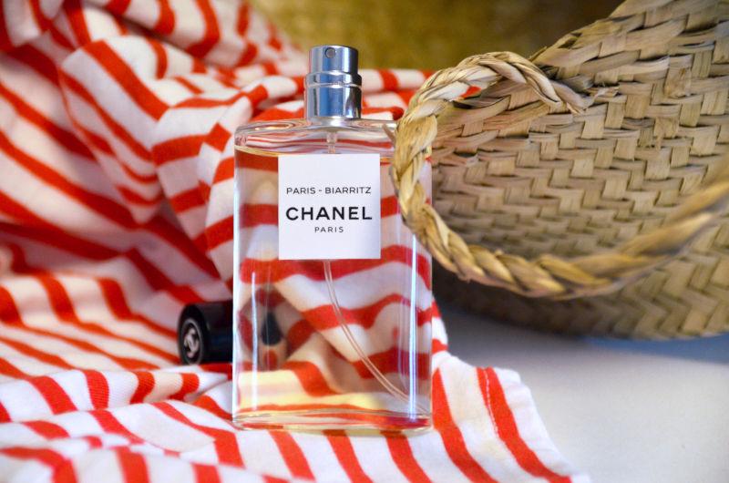 Chanel Paris-Biarritz recenzja perfum zkolekcji Chanel Les Eaux