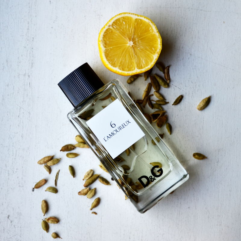 Byredo Gypsy Water i D&G Anthology 6 L'Amoureux recenzja