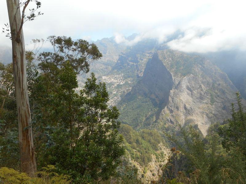 Zapachy Madery: maderskie góry