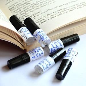 przegląd perfum Imaginary Authors, cz. 1