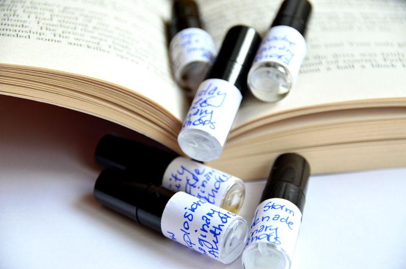 przegląd perfum Imaginary Authors, cz.1