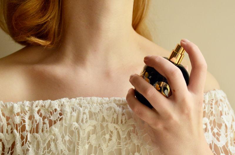 Perfumy dla Panny Młodej