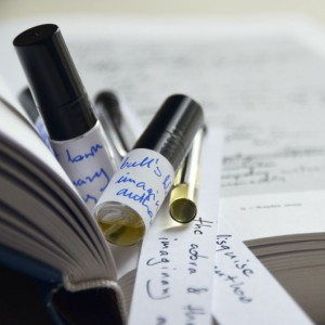 Przegląd perfum Imaginary Authors