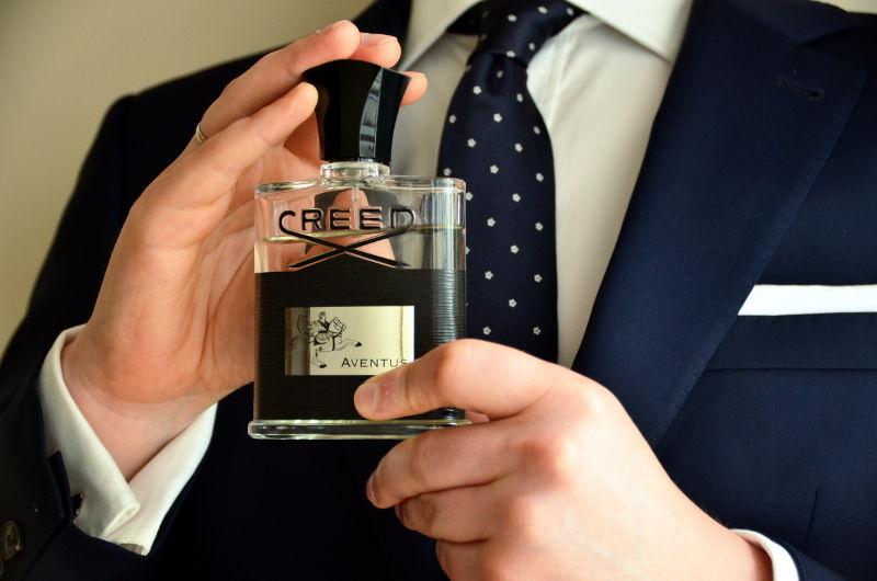Perfumy dla pana młodego