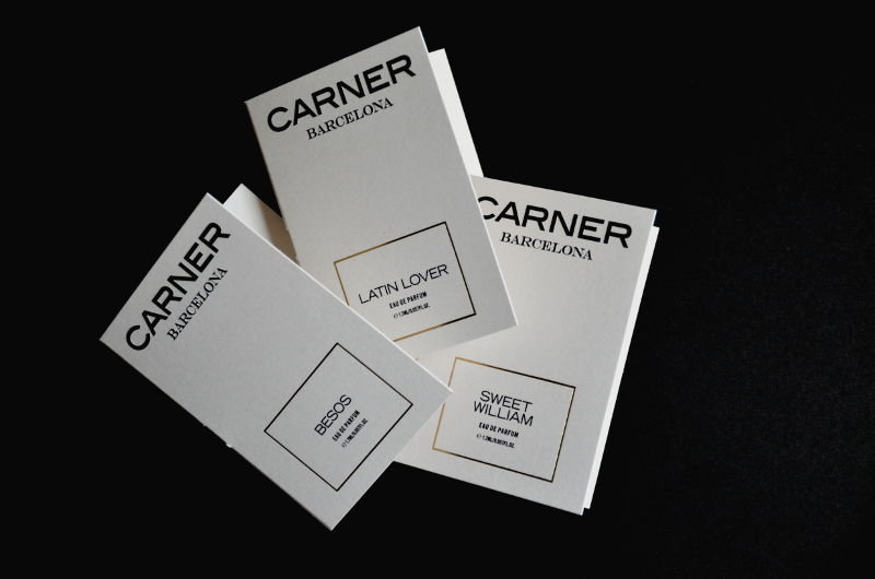 Carber Barcelona Floral Collection