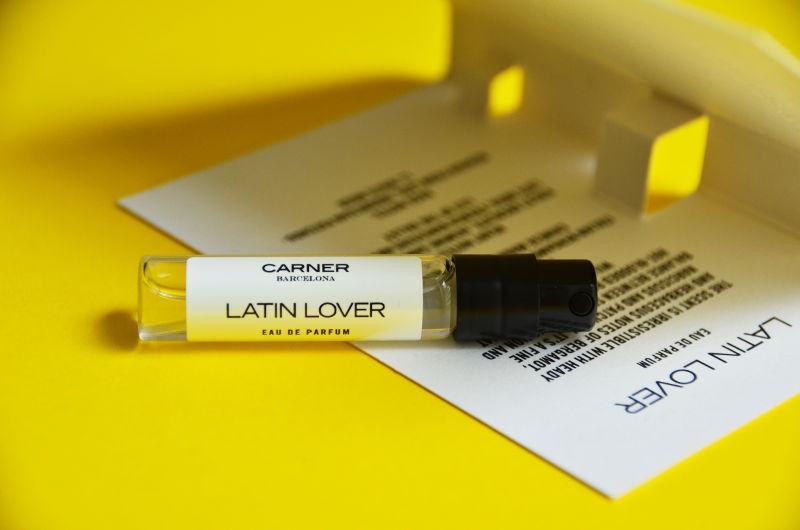 Carner Barcelona Floral Collection Latin Lover