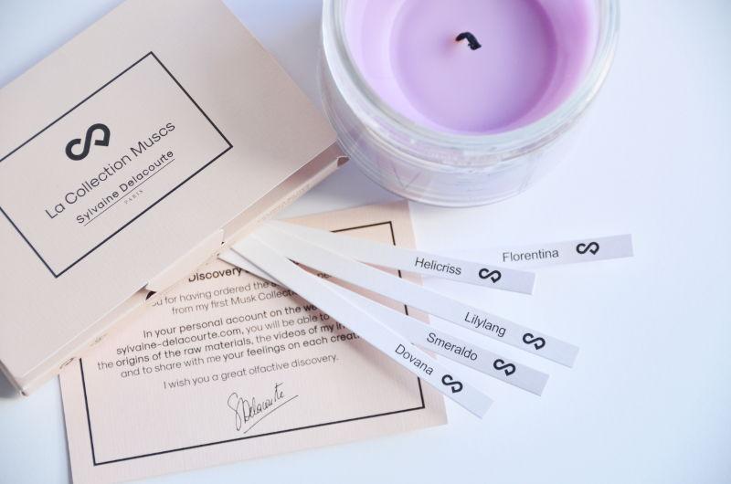 Przegląd perfum Sylvaine Delacourte