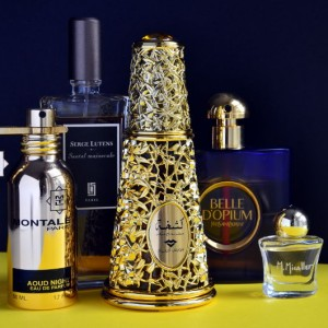 Moje perfumy na jesień w 2017 roku