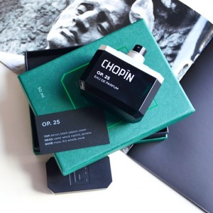 Miraculum Chopin polskie perfumy