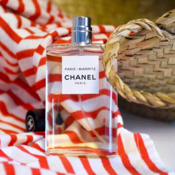 Chanel Paris - Biarritz recenzja perfum z kolekcji Chanel Les Eaux